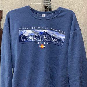Colorado Crew Neck Sweatshirt